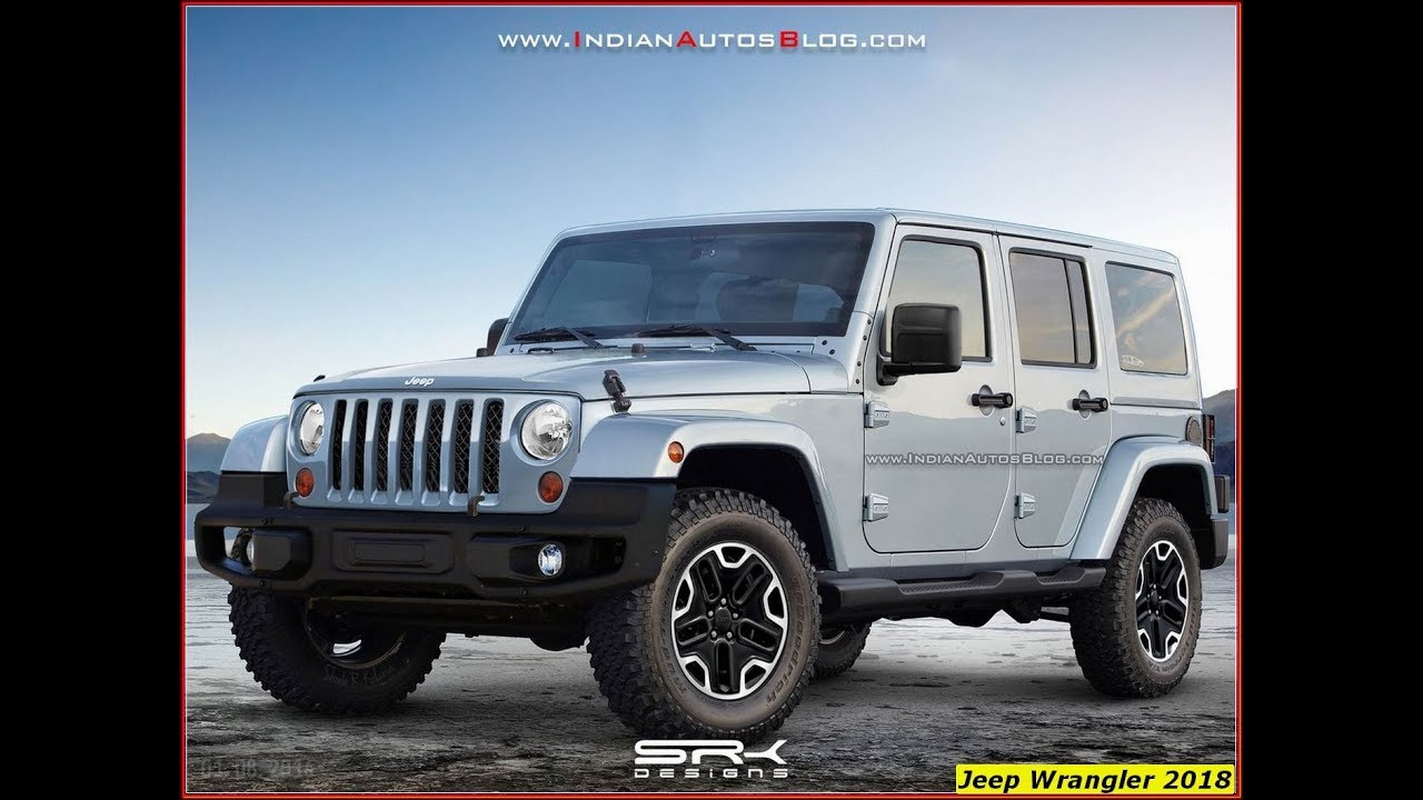 New jeep wrangler 2018 unlimited sport