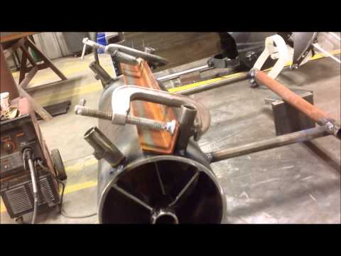 Building a Branding Iron Heater