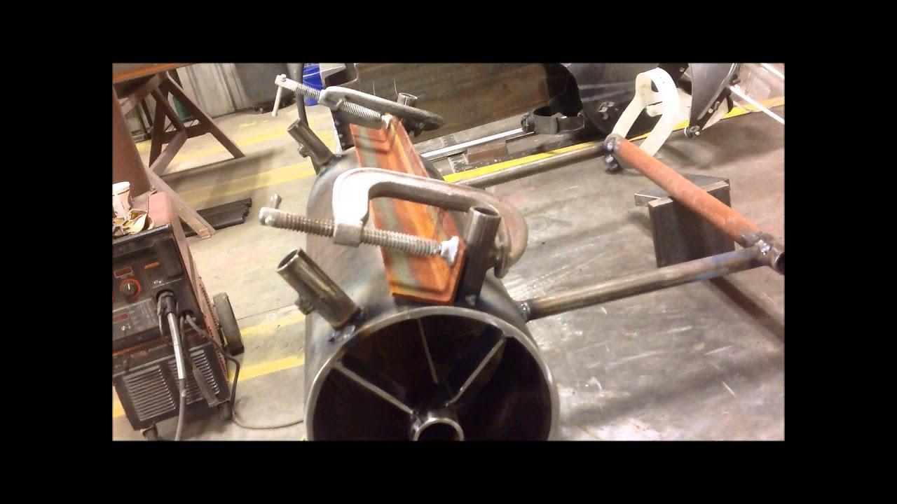 how to make a steak branding iron