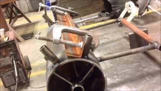 Building a Branding Iron Heater