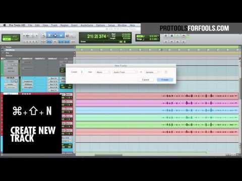 How To Print Tracks in Pro Tools (In Under 5 Minutes)