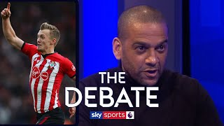 Do Aaron Wan-Bissaka and James Ward-Prowse deserve an England call-up? | Sherwood & Babb | Debate