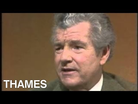 Kenneth More - Afternoon Plus - interview