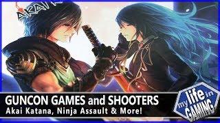 GunCon Games and Shooters - Akai Katana, Ninja Assault & More! / MY LIFE IN GAMING