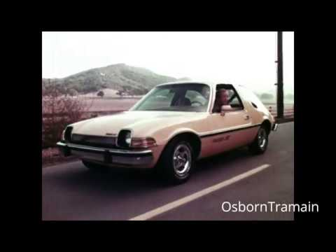 1975 AMC Pacer Commercial - Peter Piper - Hamlin with Noam Pitlik