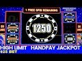 High limit LIGHTING LINK Slot Machine $25 Bet HANDPAY JACKPOT | High Limit Slot Machine Jackpot Won