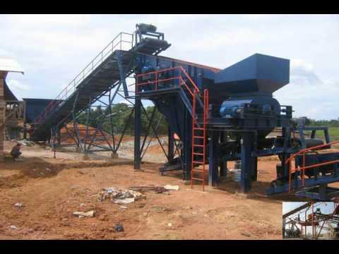 Equipment for carbonization of coal