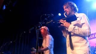 Friska Viljor - Goldfish (Live 12.11.2011 Augsburg - Kantine)