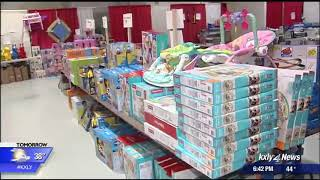 "Know before you go: Catholic Charities ""Christmas Bureau"" at the Fairgrounds"