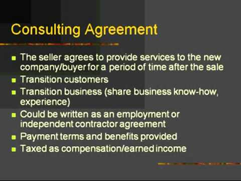 Legal Documents 2: Ownership Transition