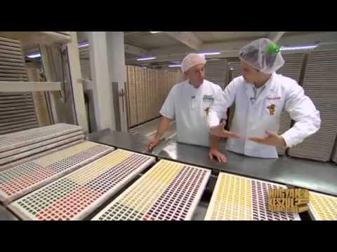 Caramelle gommose Haribo - La produzione