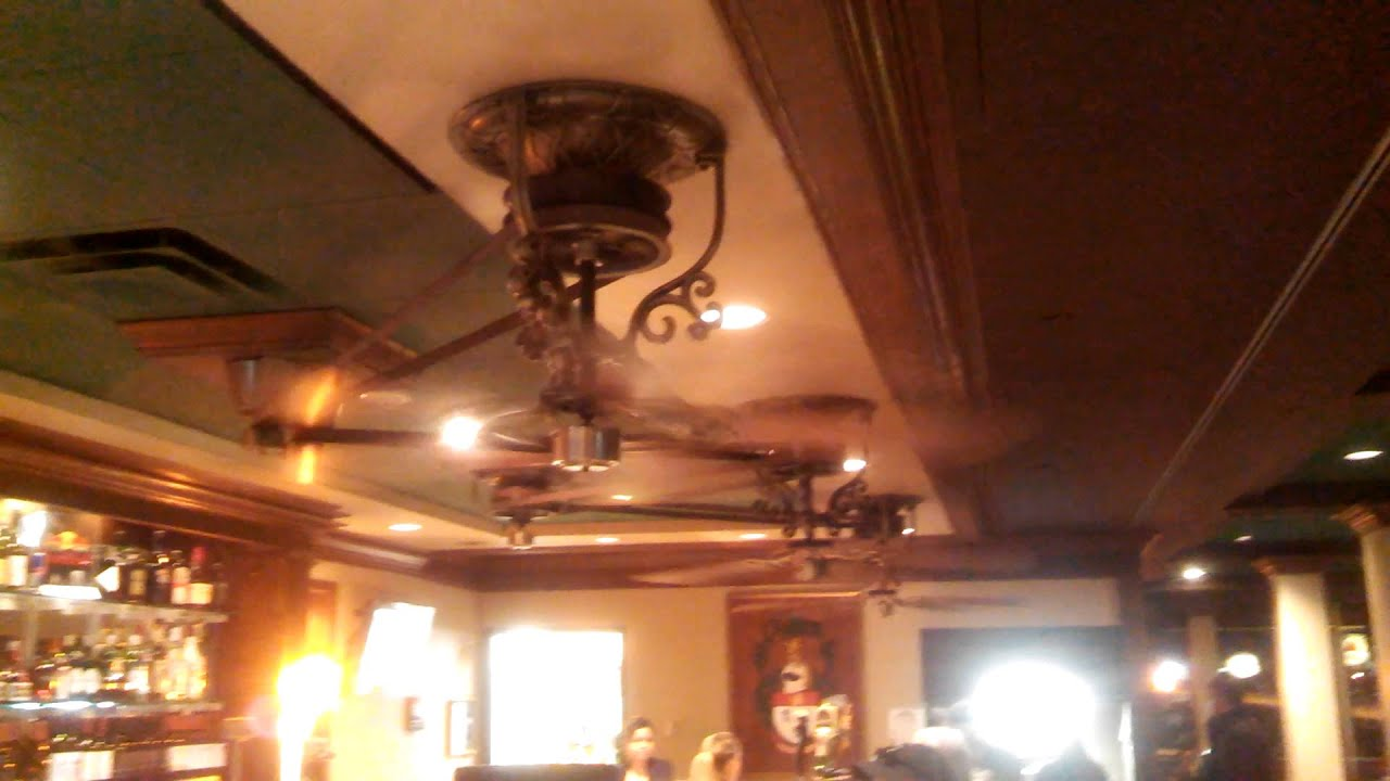 Fanimation belt drive bourbon street ceiling fans in the fanimation belt drive bourbon street ceiling fans in the minneapolis airport youtube aloadofball Image collections