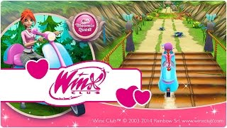 Winx Club - Bloomix Quest APP - Google Play trailer