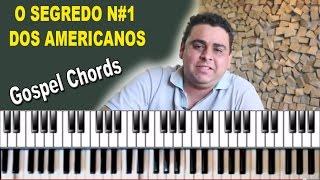 Aula de Teclado - Gospel Chords - Neo Soul Urban - Gidi Ferreira