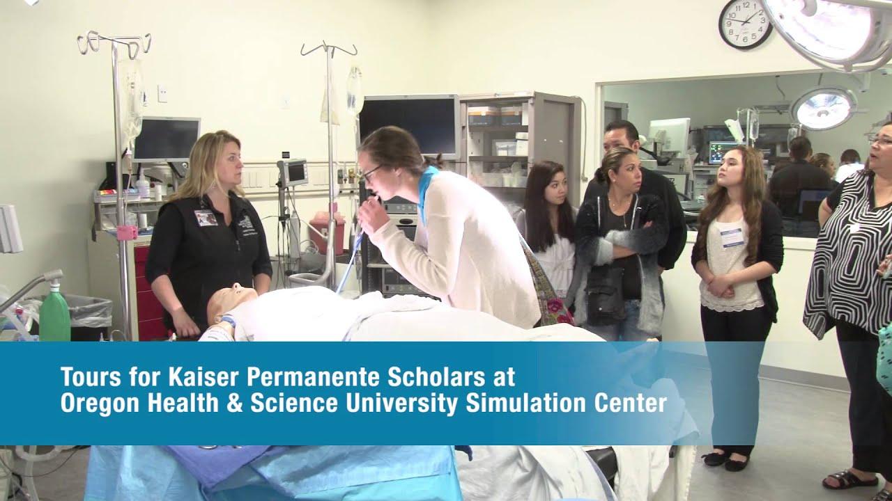Kaiser Permanente NW 2015 Health Care Career Scholarship Ceremony