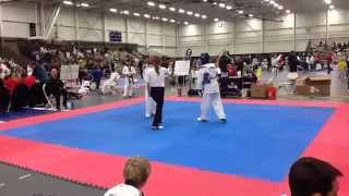 May's Warriors Michigan-Midwest TKD Championships Nov 2015
