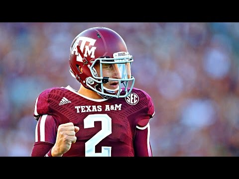 Johnny Manziel Sophomore Highlights ||| Journey to Cleveland ||| HD