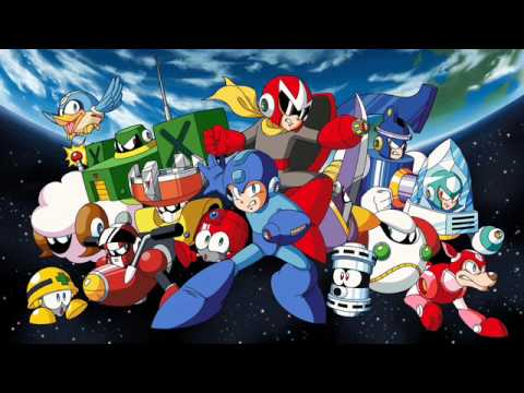 Stage Select Themes: Mega Man 1-10