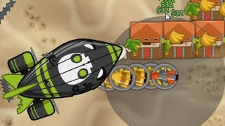 Bloons Monkey City - Special Mission! ZZZZOMG!