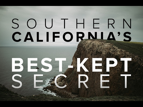 Southern California's Best-Kept SECRET -- Island Vlog!
