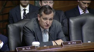 Sen. Cruz's Q&A at Judiciary Committee Hearing on the Oversight of the Structure of Federal Courts