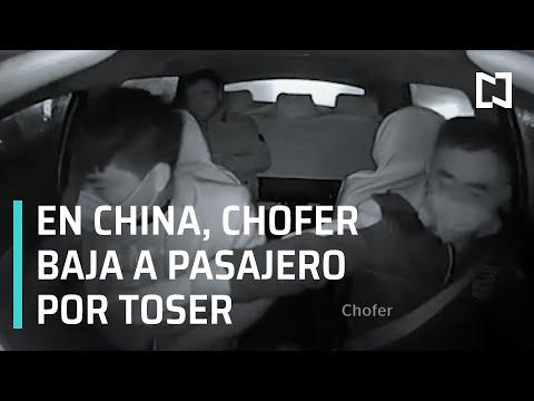 Taxista Baja A Pasajero Que Comienza A Toser En China   Coronavirus - En Punto