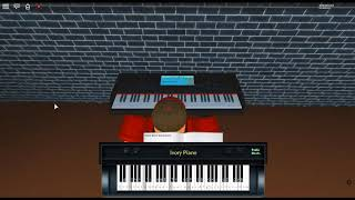 Julia - Final Fantasy VIII/FF7 by: Nobuo Uematsu on a ROBLOX piano.