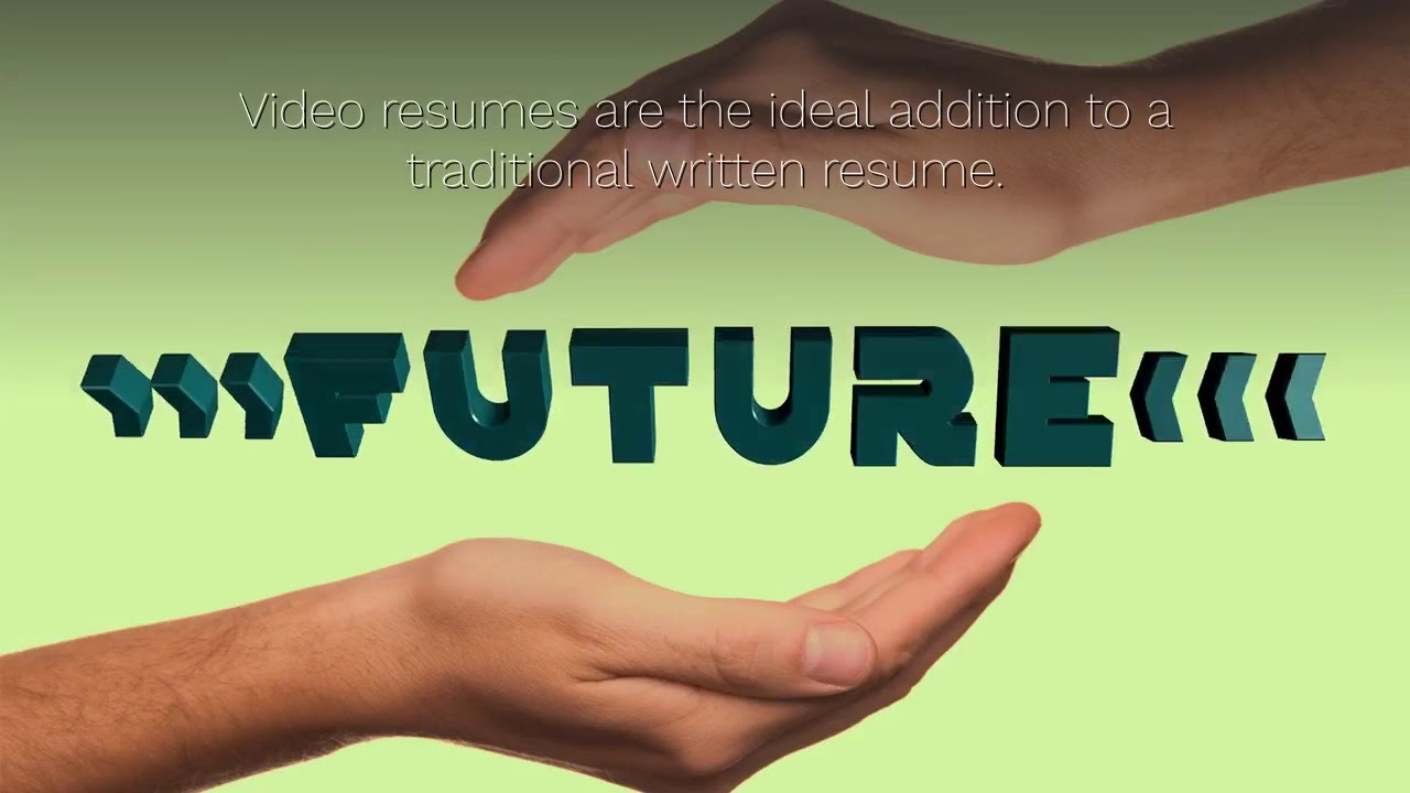 Video Resume - Number One Recruitment Agency in the Hospitality Industry