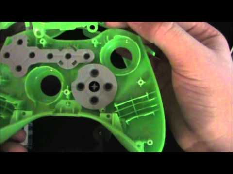 How To Reasemble A Xbox 360 Controller