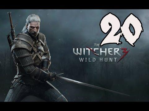 The Witcher 3: Wild Hunt - Gameplay Walkthrough Part 20: Magic Lamp