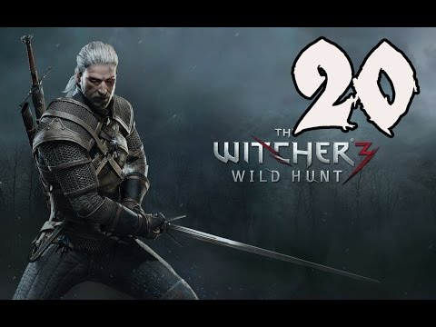 The Witcher 3: Wild Hunt - Gameplay Walkthrough Part 20: Magic Lamp