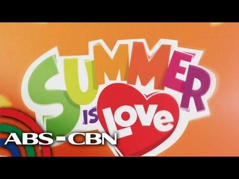 Teaser ng ABS-CBN Summer Station ID 2019, ipinasilip | UKG