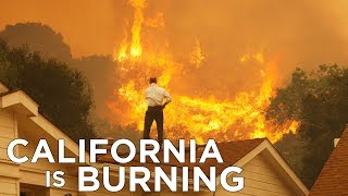 What Caused California Wildfires?