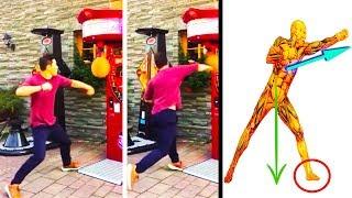 DK Yoo Amazing Punch Power - Quick Analysis