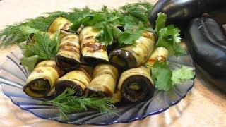 ТРИ РЕЦЕПТА С БАКЛАЖАНАМИ! Готовлю весь сезон и не надоедает!     Three eggplant recipes