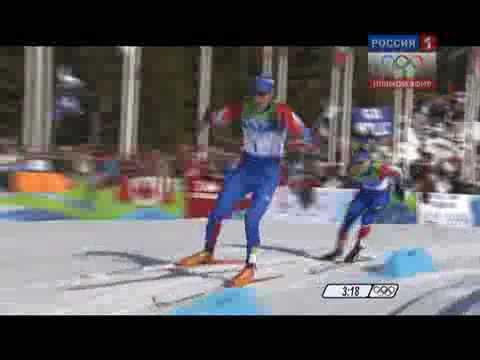 Золотой олимпийский спринт