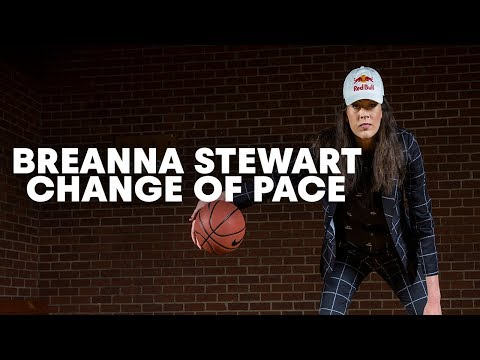 WNBA MVP Breanna Stewart's Rise to Success: Change of Pace