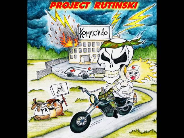 Project Rutinski - Harrikkamies