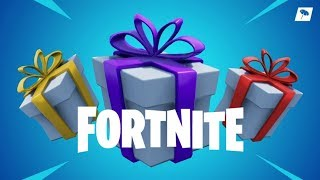 🔴 FORTNITE PART PERSONALIZED - I OFFER THE SKINS TO THE WINNERS OF THE PLOTS