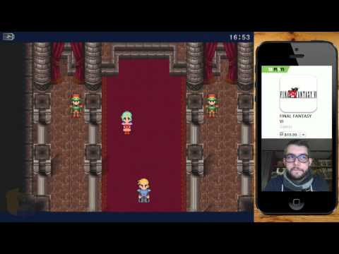 TA Plays Live: Tomorrow's Games Today - 'Final Fantasy VI', 'Eliss', and More