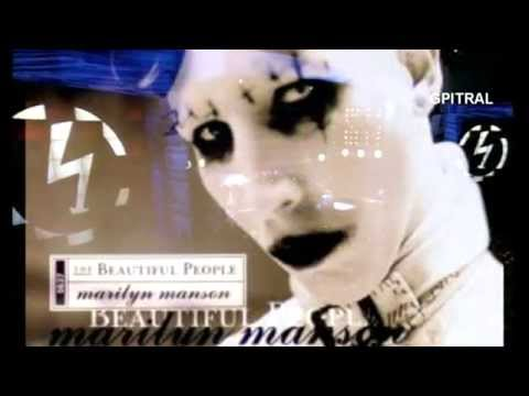 Marilyn Manson The Beautiful People lyrics