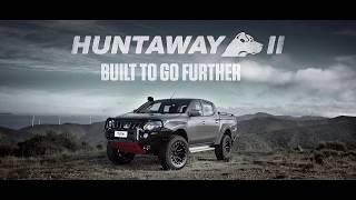 Download Video 2018 Mitsubishi Triton Huntaway II  | Mitsubishi Motors NZ MP3 3GP MP4