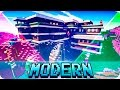 Minecraft - TOP 5 Best Modern Houses in Minecraft - Modern Houses and Mansions