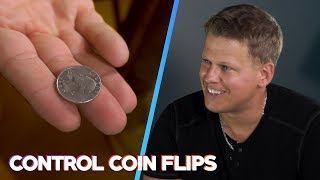 The Best, Fairest Coin Flip Cheat Ever (Thanks to Rick Smith Jr.)