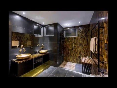 Banyo Dekorasyon Modelleri 2016 2017
