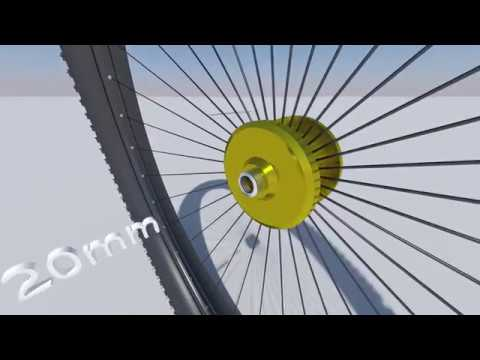 Cinema 4D Sunrims rims visualisation
