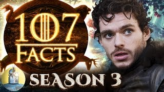 107 Game of Thrones Season 3 Facts YOU Should Know (@Cinematica)