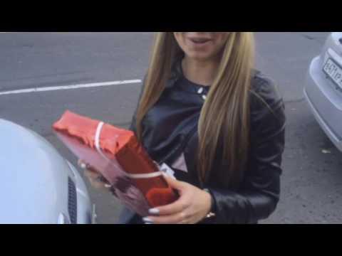 Парень клево поздравил девушку с днём рождения) Комсомольск-на-Амуре 2016 - Лучшие приколы. Самое прикольное смешное видео!