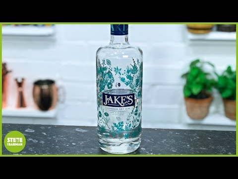 Jakes London Dry Gin Review