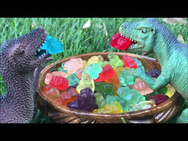 Dinosaur  ???? ?????? , Dinosaurs Get Together, Dinosaurs Toys For | Halloween Party | Kids